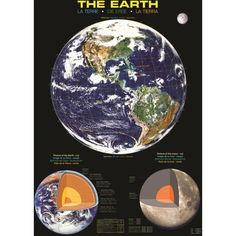 Акция на Пазл Eurographics Планета Земля, 1000 элементов (6000-1003) от Allo UA