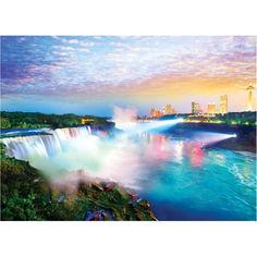 Акция на Пазл Eurographics Ниагарский водопад. 1000 элементов (6000-0770) от Allo UA