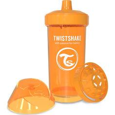 Акция на Детская чашка Twistshake 360мл 12+мес оранжевая 78070 от Allo UA