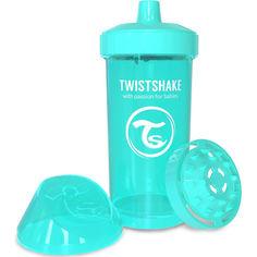 Акция на Детская чашка Twistshake 360мл 12+мес бирюзовая 78075 от Allo UA