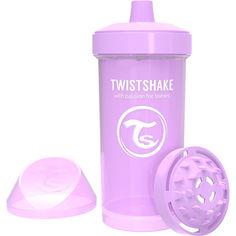 Акция на Детская чашка Twistshake 360мл 12+мес лавандовая 78282 от Allo UA