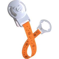 Акция на Цепочка для пустышки Twistshake оранжевая 78096 от Allo UA