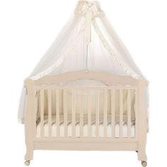 Акция на Детская кроватка-диван Feretti Divano Grandeur Avorio (D-GR-02) от Allo UA