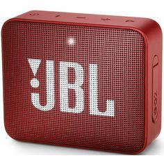 Акция на JBL GO2 (JBLGO2RED) Ruby Red от Allo UA