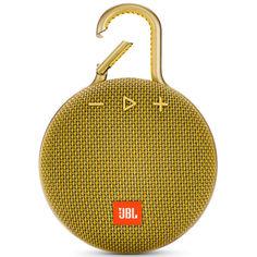 Акция на JBL Clip 3 (JBLCLIP3YEL) Mustard Yellow от Allo UA