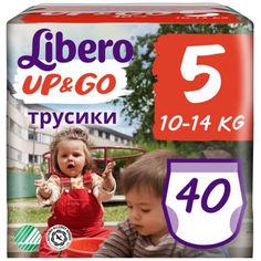 Акция на Подгузник детский Libero Up&Go 5 (40) (7322541089706) от Allo UA