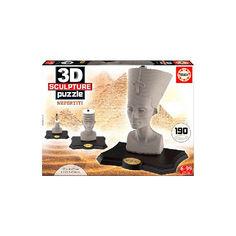 Акция на Пазл 3D EDUCA Скульптура Нефертити 190 элементов (EDU-16966) от Allo UA