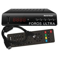 Акция на WORLD VISION FOROS ULTRA + HDMI 0.8м от Allo UA