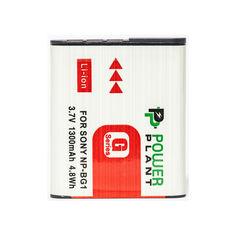 Акция на PowerPlant Sony NP-BG1, NP-FG1 1300mAh DV00DV1199 от Allo UA