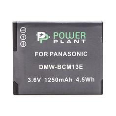 Акция на PowerPlant Panasonic DMW-BCM13E 1250mAh DV00DV1381 от Allo UA