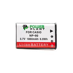 Акция на PowerPlant Casio NP-90 1860mAh DV00DV1314 от Allo UA