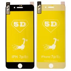 Акция на Защитная пленка 5D for Apple iPhone 7/8 Plus (white) от Allo UA