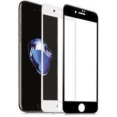 Акция на Защитное стекло DK Full Glue для Apple iPhone 7 / 8 (white) от Allo UA