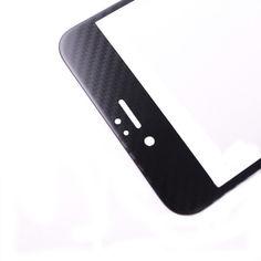 Акция на Защитное стекло DK Full Glue Carbon Edge для Apple iPhone 6 Plus / 6S Plus (black) от Allo UA