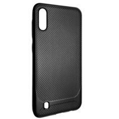 Акция на Чехол-накладка DK Silicone SGP Carbon для Samsung M10 (black) от Allo UA