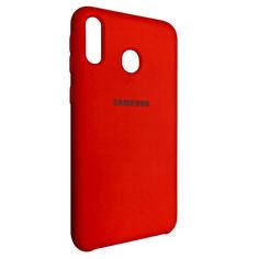 Акция на Накладка Silicone Case для Samsung M20 (09) от Allo UA