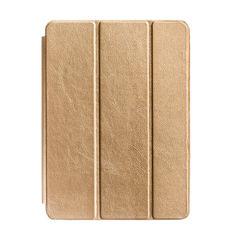 """Акция на Чехол-книжка кожа Smart Cover для Apple iPad 12.9 """" Pro (2018) (gold) от Allo UA"""