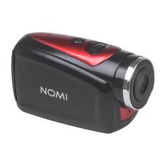 Акция на Экшн-камера Nomi Cam 090 D1 Black-Red от Allo UA