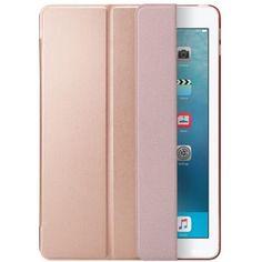 Акция на Чехол-обложка ABP Apple iPad  9.7 (2017/2018) Rose gold Smart Case (AR_51643) от Allo UA