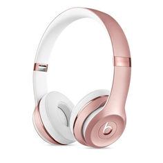 Акция на Наушники Beats Solo3 Wireless On-Ear (MNET2ZM/A) Rose Gold от Allo UA