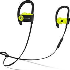 Акция на Наушники Beats Powerbeats 3 Wireless Earphones (MNN02ZM/A) Yellow от Allo UA