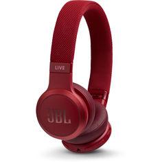 Акция на Наушники JBL Live 400BT (JBLLive400BTRED) Red от Allo UA