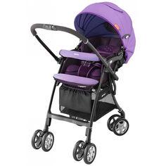 Акция на Прогулочная Aprica Luxuna CTS Purple (92998) от Allo UA