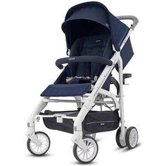 Акция на Детская коляска прогулочная Inglesina Zippy Light Midnight Blue (AG40K3MDB) от Allo UA