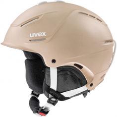 Акция на Горнолыжный шлем UVEX P1US 2.0 S5662119205 prosecco met mat (55-59) (4043197316710) от Allo UA