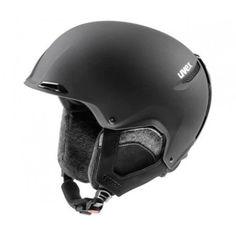 Акция на Горнолыжный шлем UVEX JAKK+ STYLE S5662202003 black mat (52-55) (4043197290713) от Allo UA