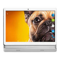 Акция на Планшет Hoozo X1001 Lite Full HD 32Gb LTE Silver от Allo UA