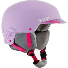 Акция на Горнолыжный шлем Anon Scout (2018) spring purple (9009520751523) M от Allo UA