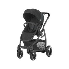 Акция на Коляска Graco EVO XT Black Grey (6CM99BGRE) от Allo UA