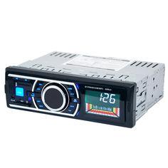 Акция на Автомагнитола 1Din Lesko 6203 Bluetooth с USB/FM радио/SD автомобильная музыкальная + пульт ДУ МОЩНАЯ от Allo UA