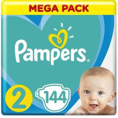 Акция на Подгузники Pampers Active Baby размер 2 (4-8 кг) 144 шт (8001090950772) от Allo UA