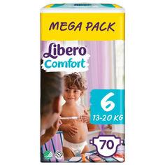 Подгузник детский Libero Comfort 6 (70) (7322541083414) от Allo UA