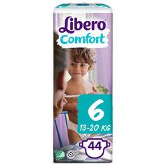 Подгузник детский Libero Comfort 6 (44) (7322541083926) от Allo UA