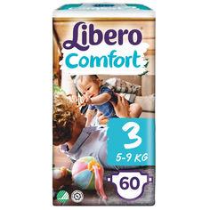 Подгузник детский Libero Comfort 3 (60) (7322541083551) от Allo UA
