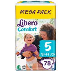 Акция на Подгузник детский Libero Comfort 5 (78) (7322541083346) от Allo UA
