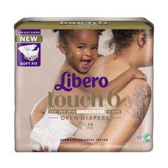 Подгузник детский Libero Touch 6 (38) (7322541071039) от Allo UA