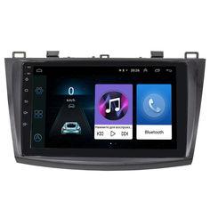 """Акция на Штатная автомобильная магнитола Mazda 3 (2009-2013 г.) мазда сенсор 9"""" 2/32 GPS Wi Fi Android 8.1 Go от Allo UA"""