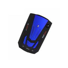 Акция на Антирадар Tilon V7 Blue защита от детектирования цифровой дисплей радиус обнаружения 360 градусов от Allo UA