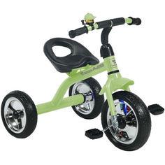 Акция на Детский трехколесный велосипед Lorelli A28 (green) от Allo UA