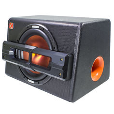 """Акция на Сабвуфер KUERL 10"""" K-1030APR максимальная мощность звука 1200 (Вт) в автомобиль с дополнительным усилителем от Allo UA"""