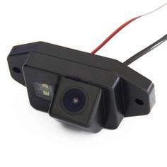 Акция на Штатная камера заднего вида Lesko для Mitsubishi Lancer Evolution, Lancer X автомобильная от Allo UA