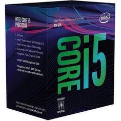 Акция на Процессор Intel Core i5 8400 2.8GHz (8MB, Coffee Lake, 65W, S1151) Box (BX80684I58400) для ПК от Allo UA