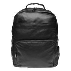 Акция на Мужской кожаный  рюкзак Keizer K1551-black от Allo UA