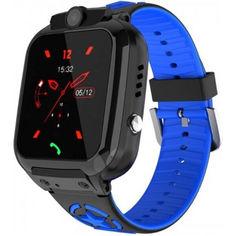 Акция на Смарт-часы Smart Baby Ds60 Black-Blue от Allo UA