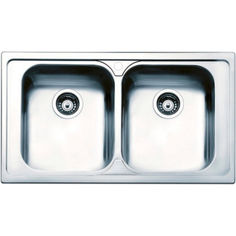 Акция на Кухонная мойка Apell Torino Polish, TO862IBC от Allo UA