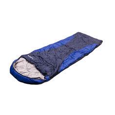 Акция на Спальный мешок Tent and Bag (80133-R) WARMER 400-R (gray-blue) от Allo UA
